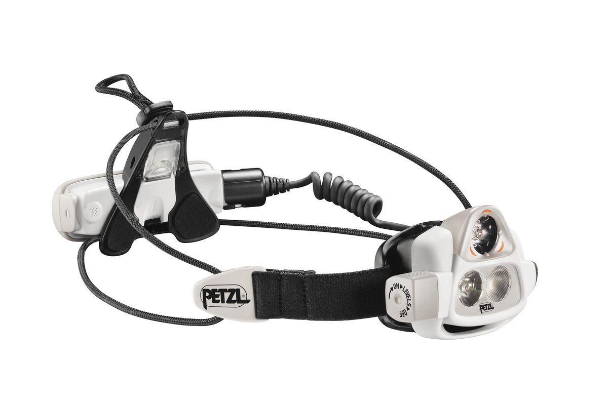 Petzl Nao head torch – out of the box review